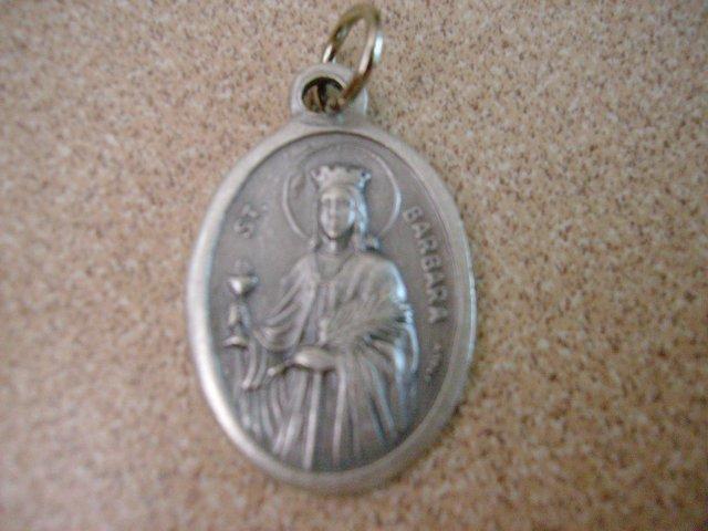 Devotional Jewelry Patron Saint Medallion Necklaces